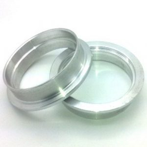 Stainless Steel Race Part Solutions Jodar V-Band Flanges Pair