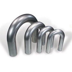 "Stainless 180 Degree Mandrel U Bend - Available in 1.50"" 1 5/8"" 1 3/4"" 1 7/8"" 2.00"" 2.25"" 2.50"" 3.00"" 3.50"" 4.00"""