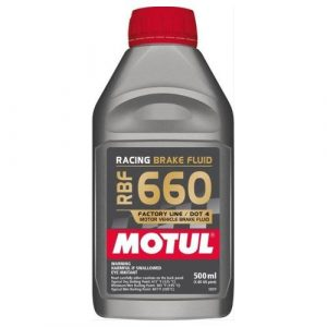 Motul rbf660 brake fluid